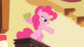 Pinkie Pie throwing cake S2E10.png