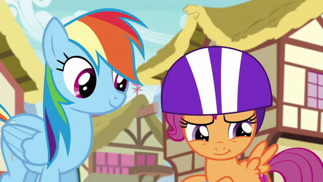 File:Scootaloo hmm-ing S6E7.png