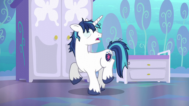 "File:Shining Armor ""interview the honor guards"" S6E1.png"