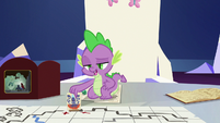 """Spike """"the last free city in Spiketopia"""" S6E17"""