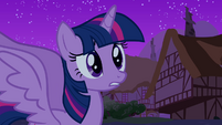 "Alicorn Twilight ""what do I do now"" S03E13"