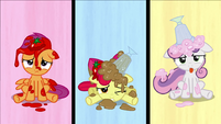 CMC pelted with milkshakes and tomatoes S3E4