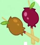 Candy Apples cutie mark crop S3E8
