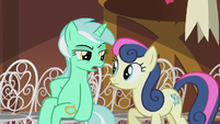 "Lyra ""you're not the only one with a secret"" S5E9"