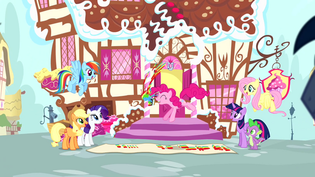 File:Pinkie Pie throwing paint on banner S4E12.png