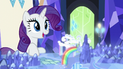 "Rarity ""perhaps there'll be some social events"" S6E12"