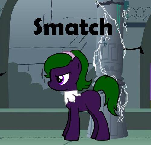 File:FANMADE Smatch pony.jpg
