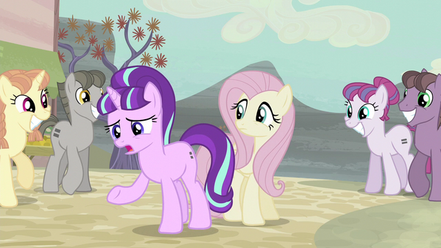 "File:Starlight ""dissatisfied with the village life!"" S5E02.png"