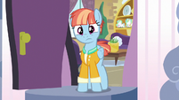 Windy Whistles appears before Scootaloo S7E7