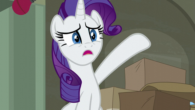"File:Rarity ""the perfect opening!"" S6E9.png"