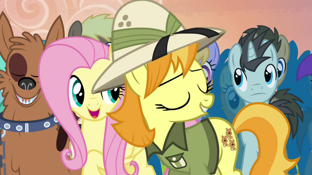 File:Daring Do collector calls off the trade S4E22.png