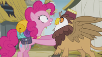 "Pinkie ""This is Griffonstone, right?"" S5E8"