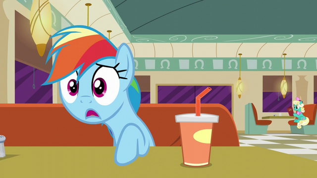 "File:Rainbow ""are you writing this down?"" S6E9.png"