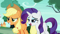 """Rarity Changeling """"let me guess"""" S6E25.png"""