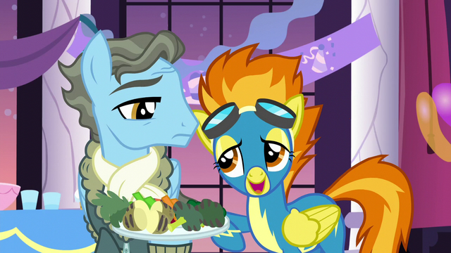 "File:Spitfire ""She just might beat your record"" S5E15.png"