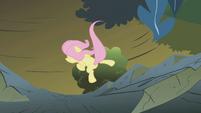 Fluttershy falling S01E07