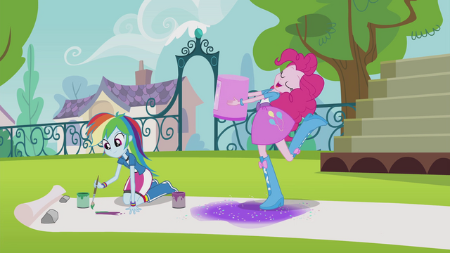 """File:Pinkie Pie """"totally!"""" EG2.png"""