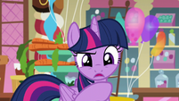 "Twilight ""then we read the Foal Free Press"" S5E19"