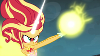 Daydream Shimmer blasting toward Midnight Sparkle EG3