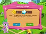 Droughty Dragon reward MLP Game
