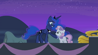 "Luna ""and with this, I have struggled"" S4E19"