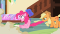 Pinkie with mouth gaping open S2E10.png