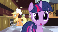 Twilight confound look S2E25