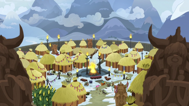 File:Wide view of Yakyakistan as yaks stomp S7E11.png