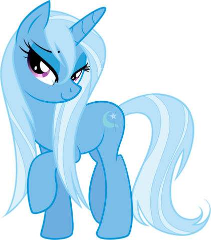 File:FANMADE Wet mane trixie by daviez20-d4hqwbw.png