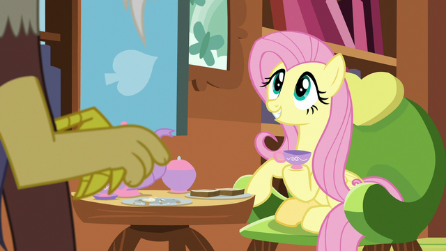 "File:Fluttershy ""it's really not that much"" S7E12.png"
