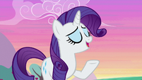 "Rarity ""my cart wins most creative!"" S6E14"