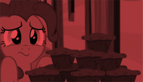 FANMADE Pinkie Pie and bad muffins