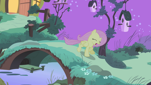 File:Fluttershy running away crying S4E14.png