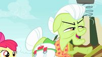"""Granny Smith """"you better be there!"""" S4E17"""