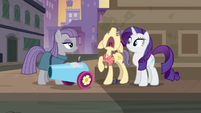 "Pouch Pony wailing ""please!"" S6E3"