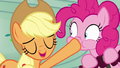 """Applejack """"every new Wonderbolt has a tough first day"""" S6E7.png"""
