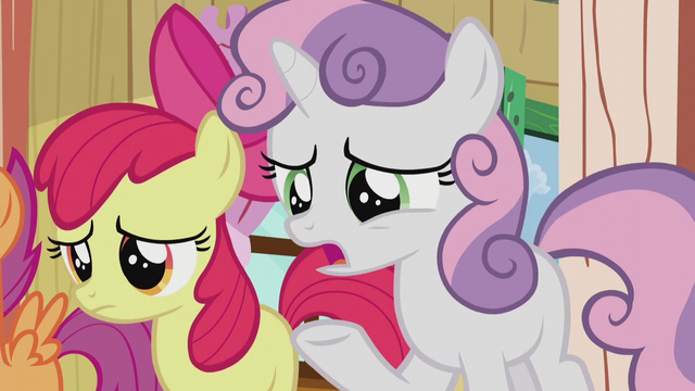 "File:Sweetie Belle ""why not?"" S5E18.png"