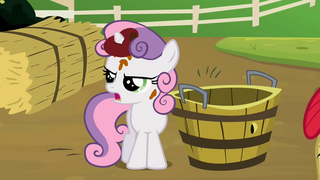 File:Sweetie Belle 'Never wants to do' S2E05.png