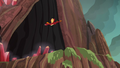 Garble flies into the flame-cano S6E5.png
