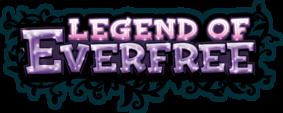 MLP Legend of Everfree official logo