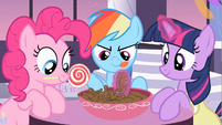 Rainbow Dash adorable S2E9