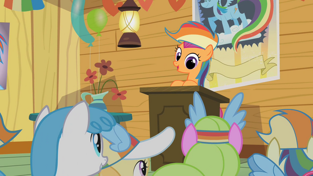 File:Scootaloo at the lectern S2E08.png