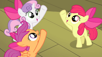 "Apple Bloom ""let's do it!"" S4E17"