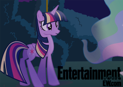 FANMADE Rainbow Power Princess Twilight Sparkle