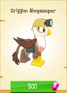 File:Griffon Shopkeeper MLP Gameloft.png