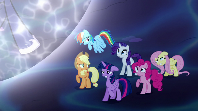 File:Mane Six overcome with worry S5E13.png