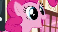 "Pinkie Pie ""But what?"" S4E18"