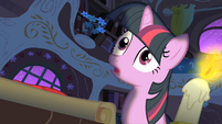 Twilight Sparkle startled S1E24