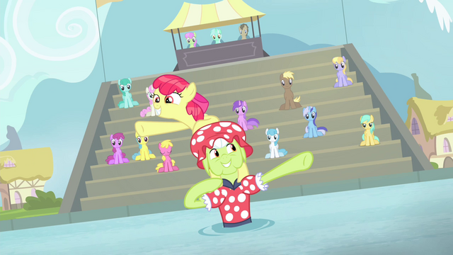 File:Apple Bloom and Granny Smith end synchronized swimming S4E20.png