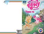 Comic micro 5 Larry's cover